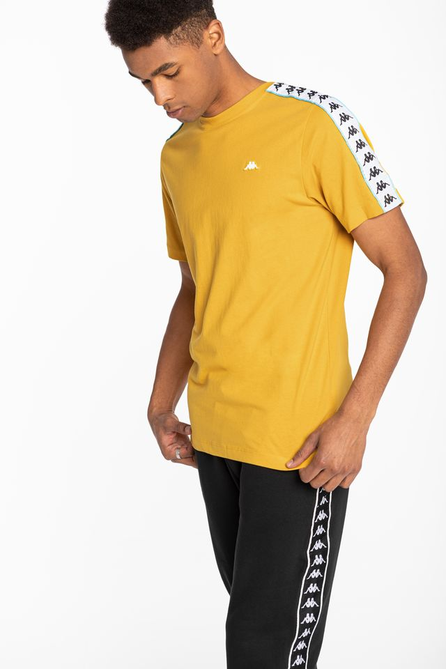 CEYLON YELLOW HANNO Men T-Shirt 011