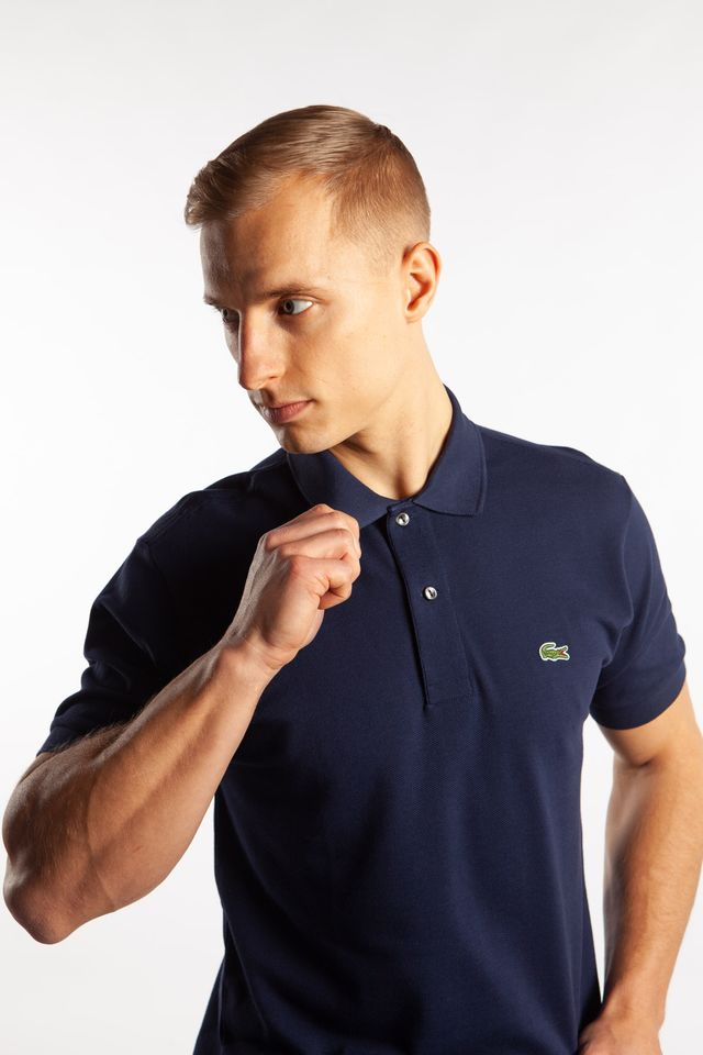 Lacoste BEST POLO 166 NAVY L1212-166