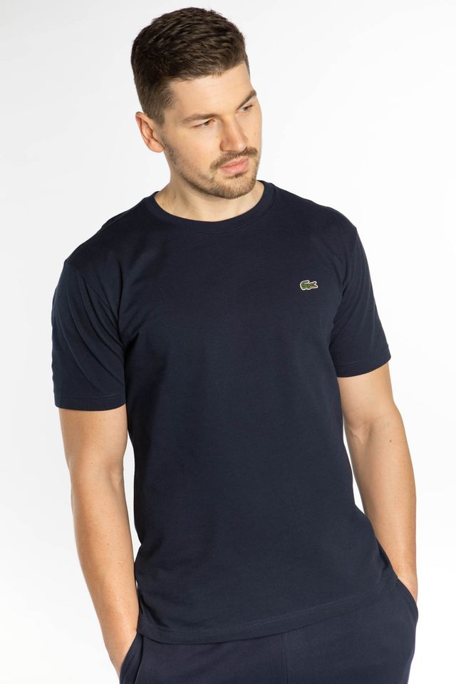 Lacoste TEE 166 NAVY TH7418-166