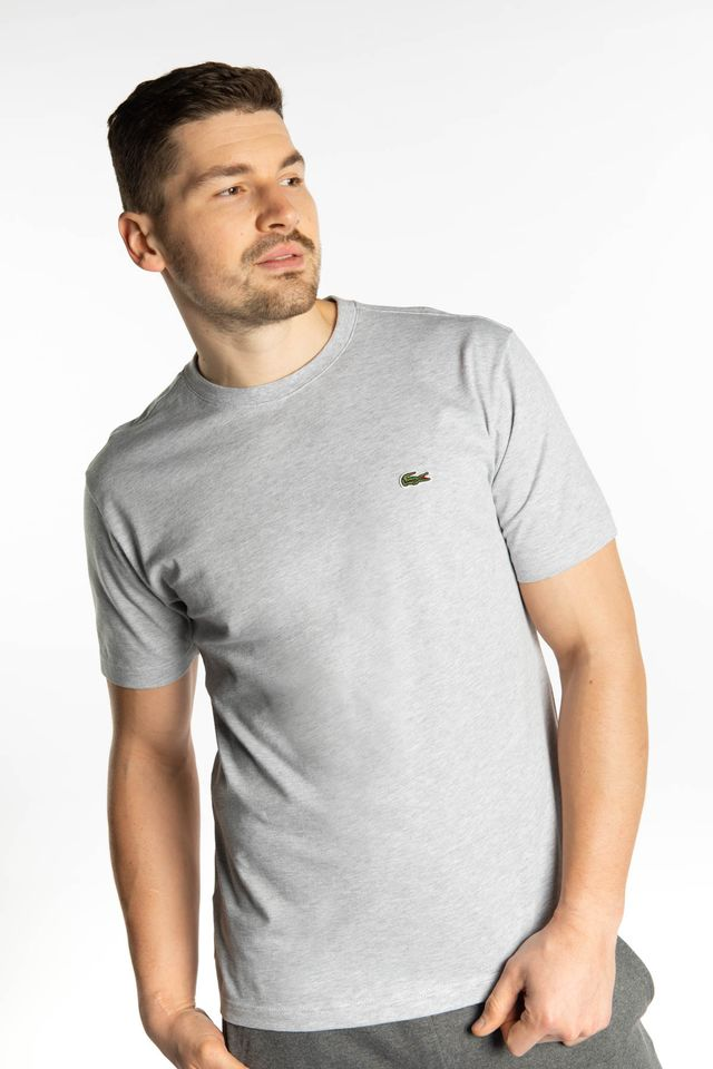 Lacoste SPORT TEE CCA GREY CHINE TH7418-CCA