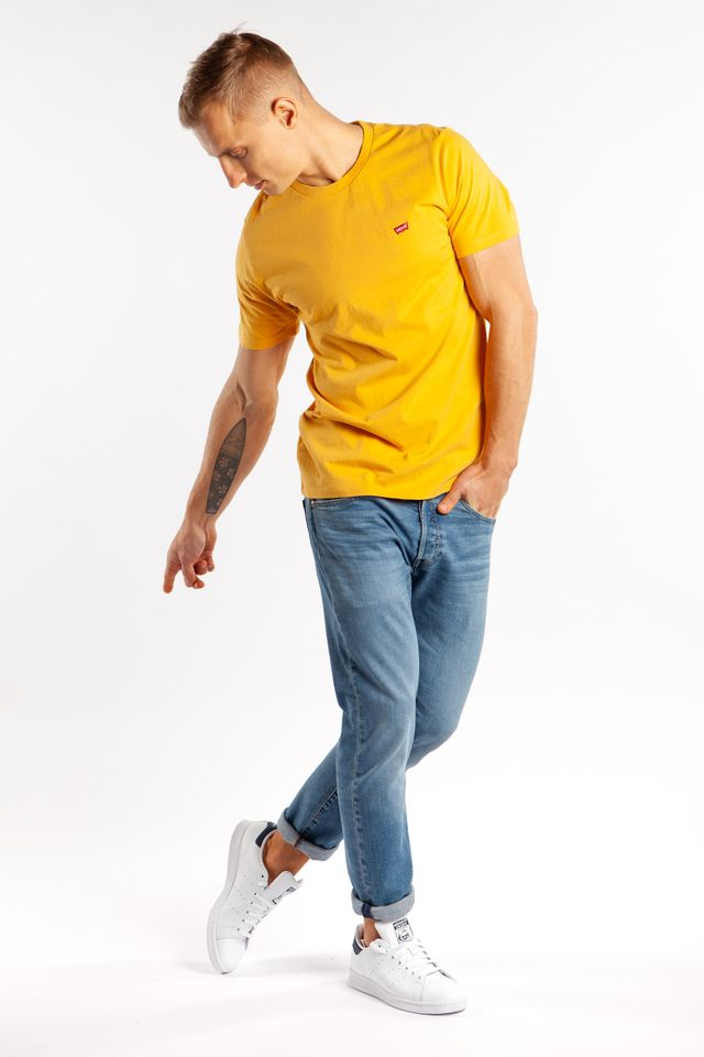 Levi's THE ORIGINAL TEE 0003 GOLDEN APRICOT 17164-0003