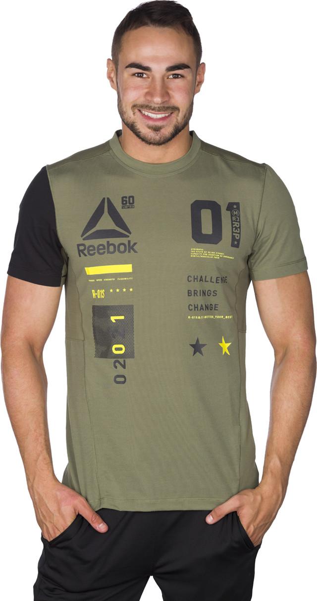 Reebok OS Activ Grph Top Cangre 601 S93601