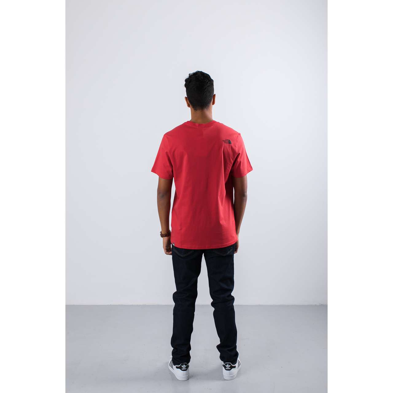 Koszulka The North Face  <br/><small>EASY TEE H3H SALSA RED </small>  T92TX3H3H