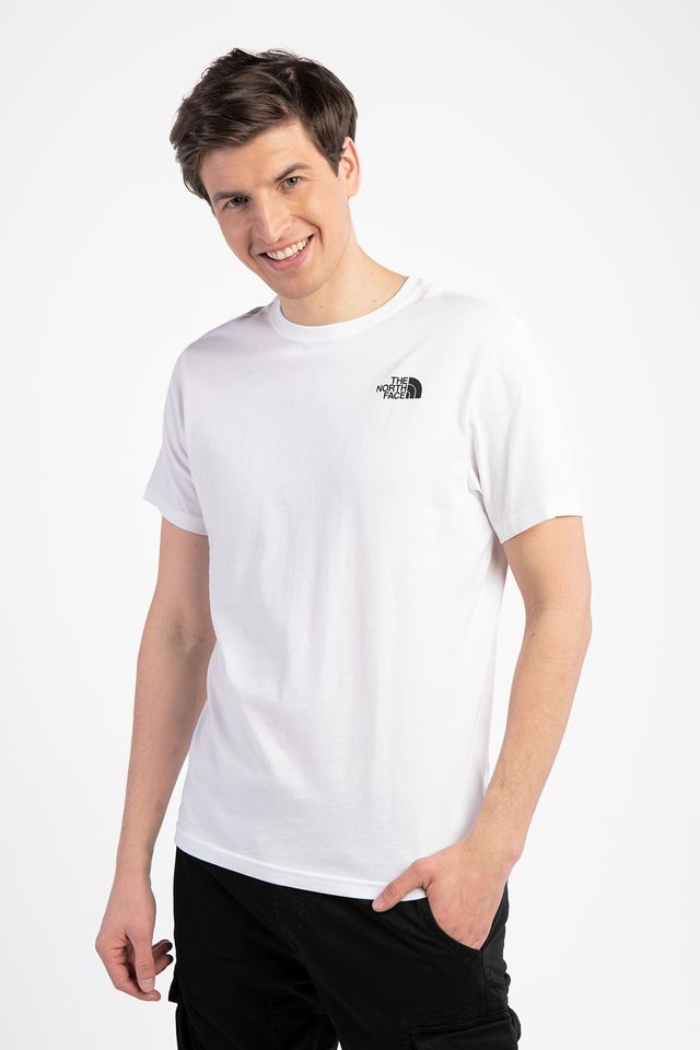 The North Face RED BOX TEE WHITE NF0A2TX2FN41