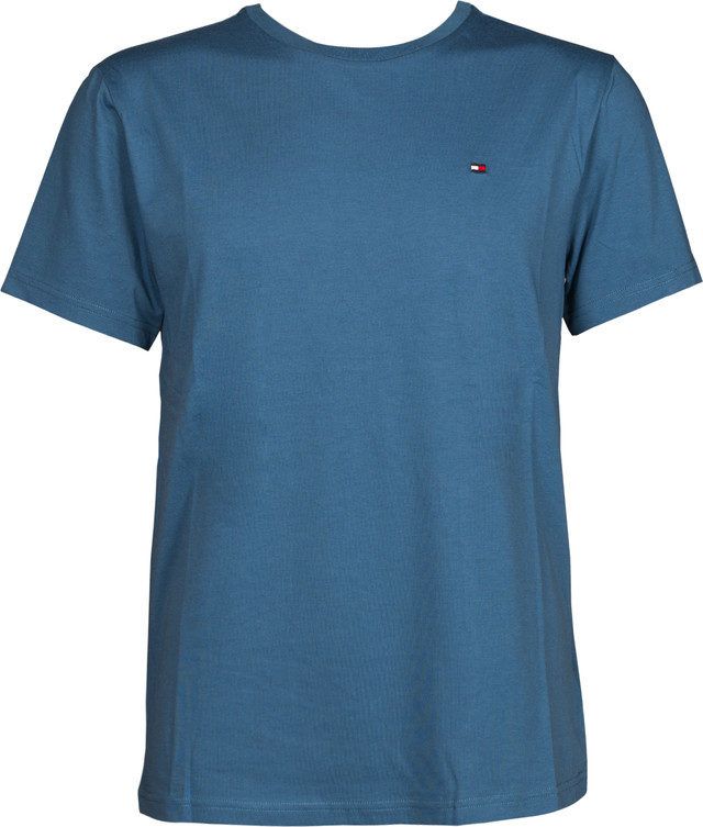 Tommy Hilfiger CN TEE SS LOGO 462 BLUE UM0UM00557-462