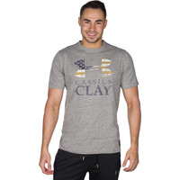 Koszulka Under Armour Clay Sportstyle Triblend Tee 082