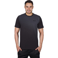 Koszulka Under Armour Left Chest Spray Gradient SS 001