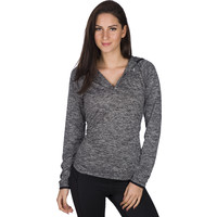 Koszulka Under Armour Tech LS Hoody 001