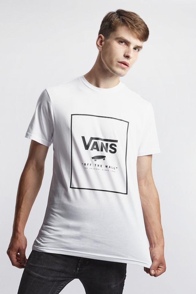 Vans PRINT BOX YB2 BLACK/WHITE VN0A312SYB21
