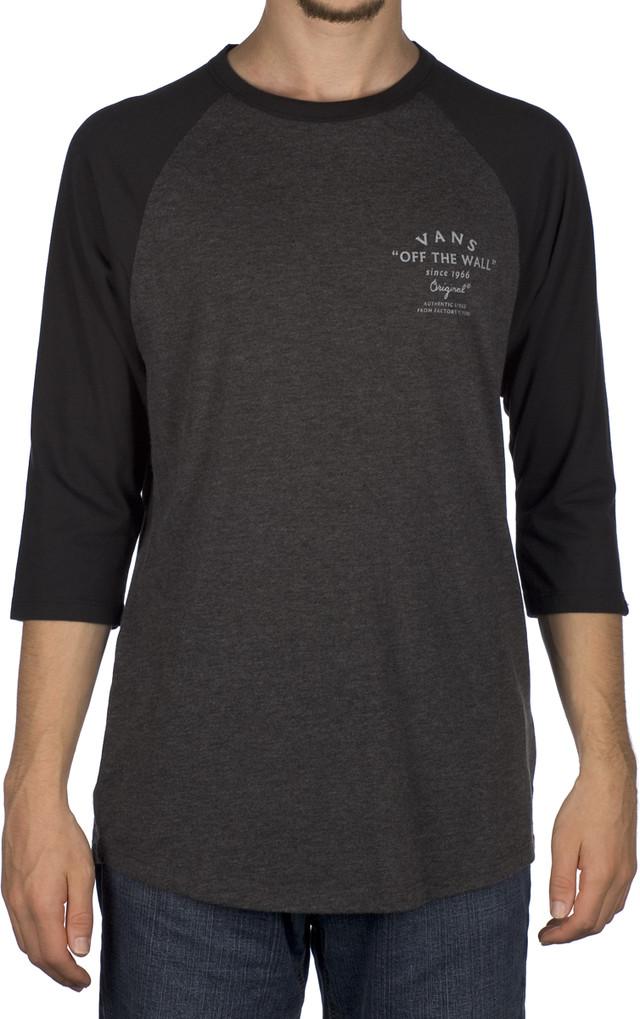933d0a8592bc7 T-shirt Vans M True Raglan 1OB - eastend.pl