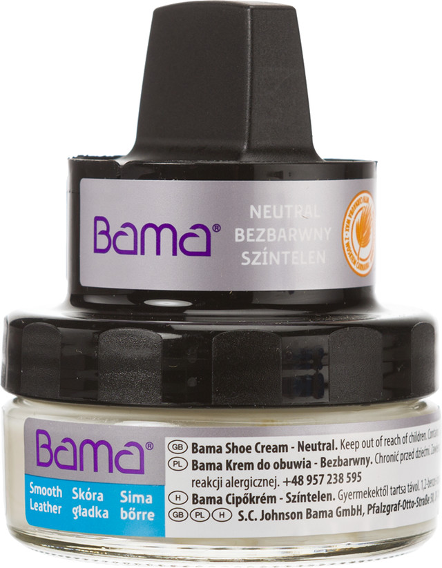Bama Krem do obuwia 50 ml 001 34G58C000C001