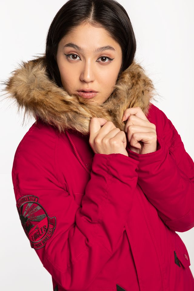 Alpha Industries EXPLORER WMN 328 SPEED RED 103005-328