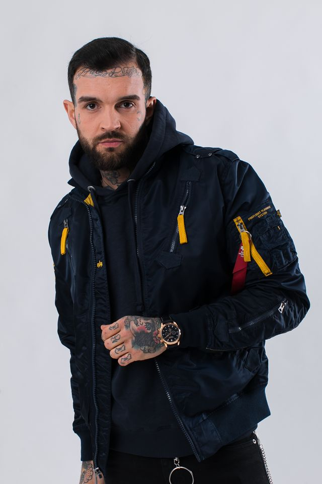 Kurtka Alpha Industries  <br/><small>Falcon II 07 </small>  156109-07