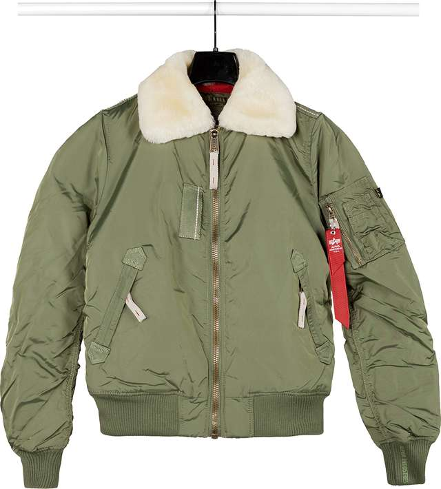 Alpha Industries INJECTOR III WMN 01 SAGE GREEN 143001-01