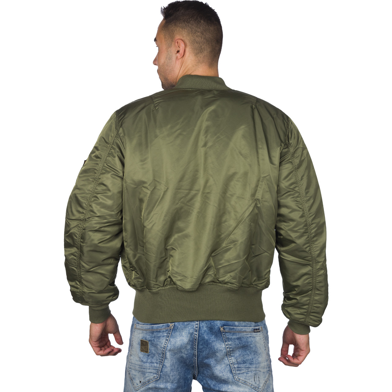 Kurtka Alpha Industries  <br/><small>Ma 1 01 </small>  100101-01