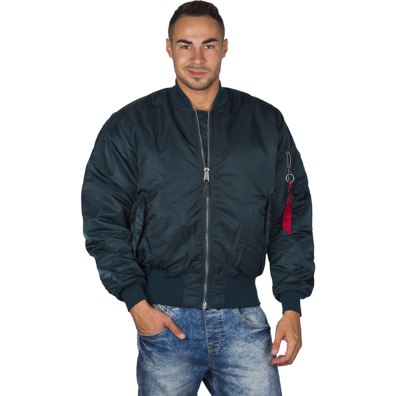 Kurtka Alpha Industries  <br/><small>MA-1 02 </small>  100101-02