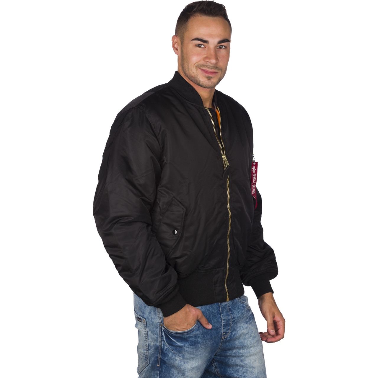 Kurtka Alpha Industries  <br/><small>Ma 1 03 </small>  100101-03