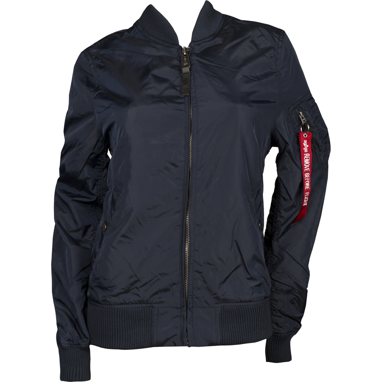 Kurtka Alpha Industries  <br/><small>MA-1 TT WMN 07 REPL. BLUE </small>  141041-07