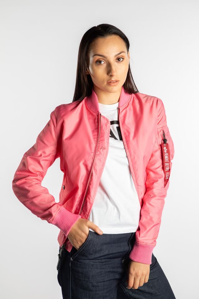 Alpha Industries MA-1 TT WMN 81 PINK 141041-81