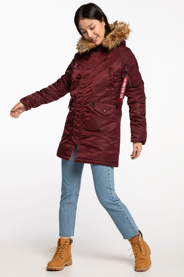 Alpha Industries N3B VF 59 Wmn 184 113007-184