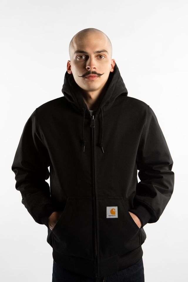 Carhartt WIP ACTIVE JACKET 8900 BLACK I023083-890003