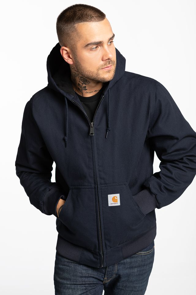 Dark Navy Active Jacket I028426-1C01