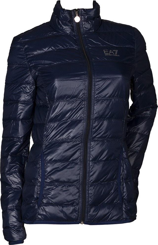 EA7 Emporio Armani Woman Woven Down Jacket 8NTB13TN12Z-1554