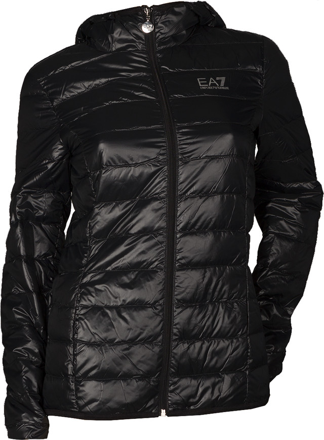 EA7 Emporio Armani Woman Woven Down Jacket 8NTB14TN12Z-1200