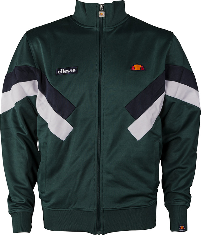 Ellesse CHERONI JACKET 03666 DARK GREEN SHY03666 Dark Green