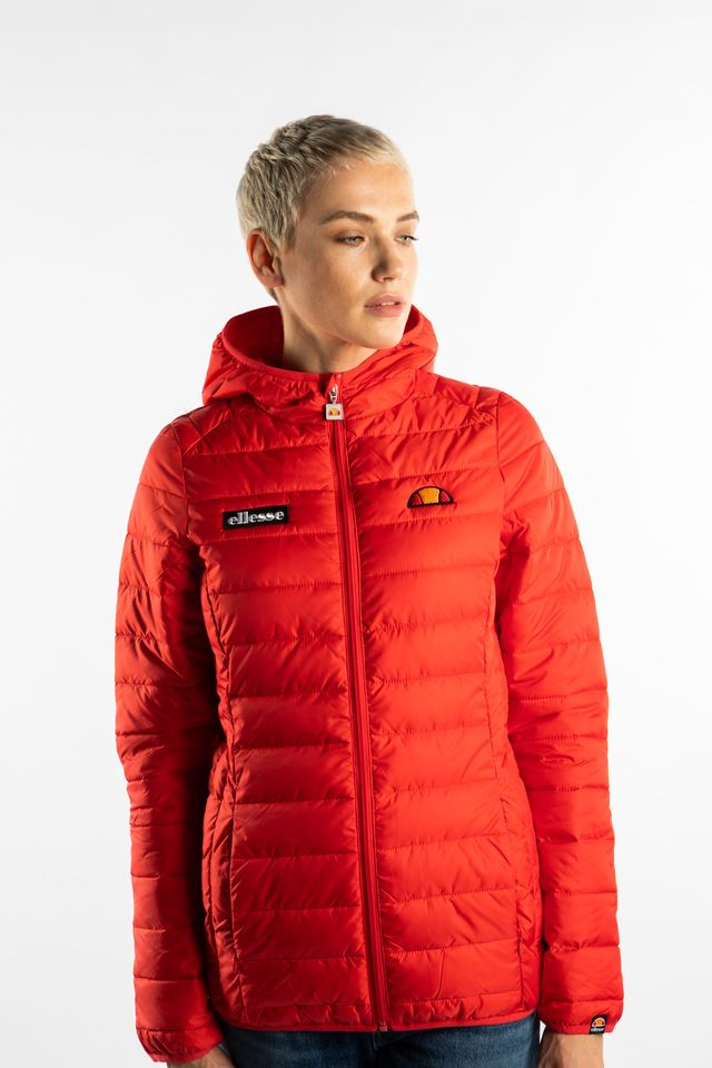 Ellesse LOMPARD PADDED JACKET RED SGC02683
