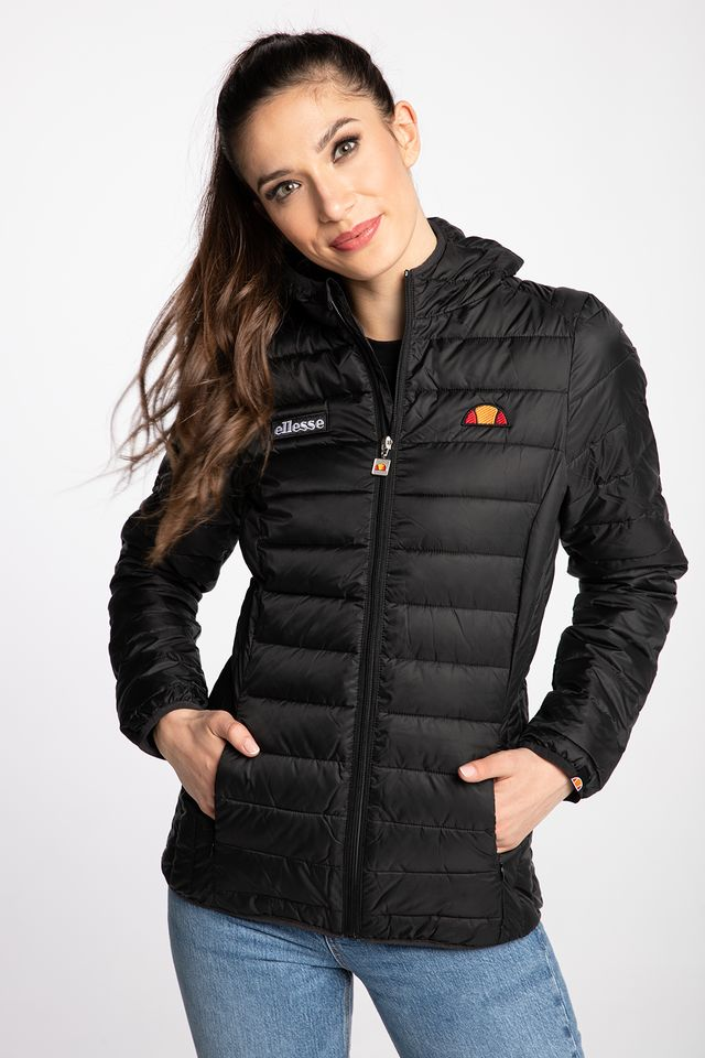Ellesse LOMPARD PADDED JACKET ANTHRACITE SGS02683-Anthracite