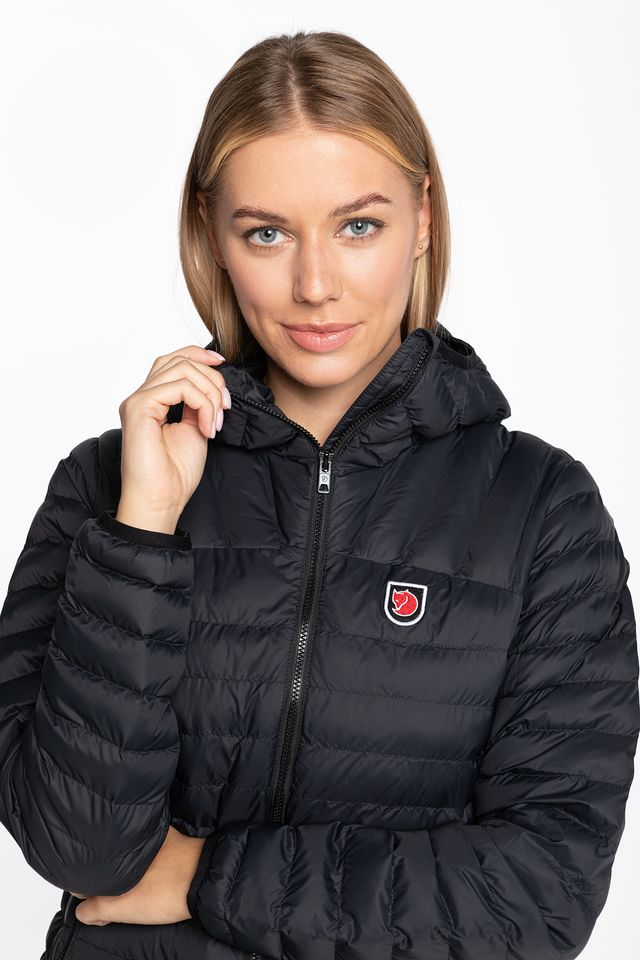 BLACK Expedition Lätt Hoodie W F86120-550