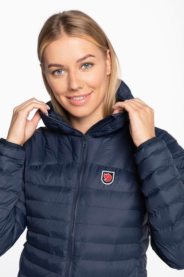 NAVY Expedition Lätt Hoodie W F86120-560