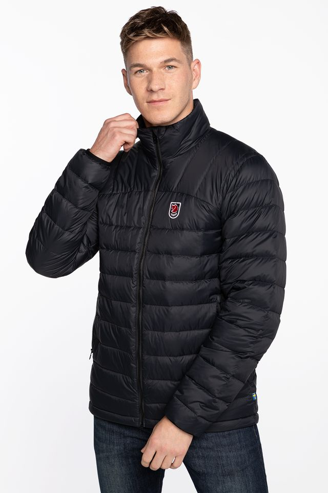 BLACK Expedition Pack Down Jacket M F86123-550