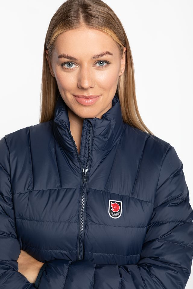 Fjallraven Expedition Pack Down Jacket W F86124-560 NAVY