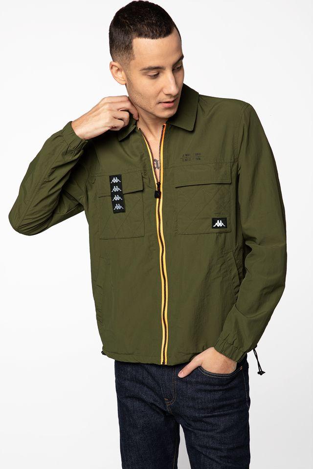 Kurtka Kappa    Hini Jacket 308052-18-0523 Green