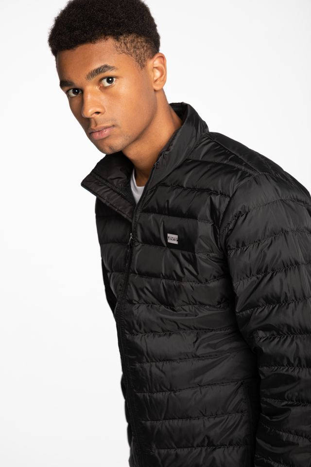 Levi's PRESIDIO PACKABLE JACKET 27523-0000 MINERAL BLACK