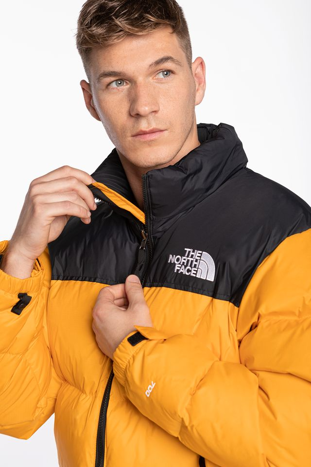 The North Face M 1996 RTRO NPSE BLACK/YELLOW NF0A3C8D56P1