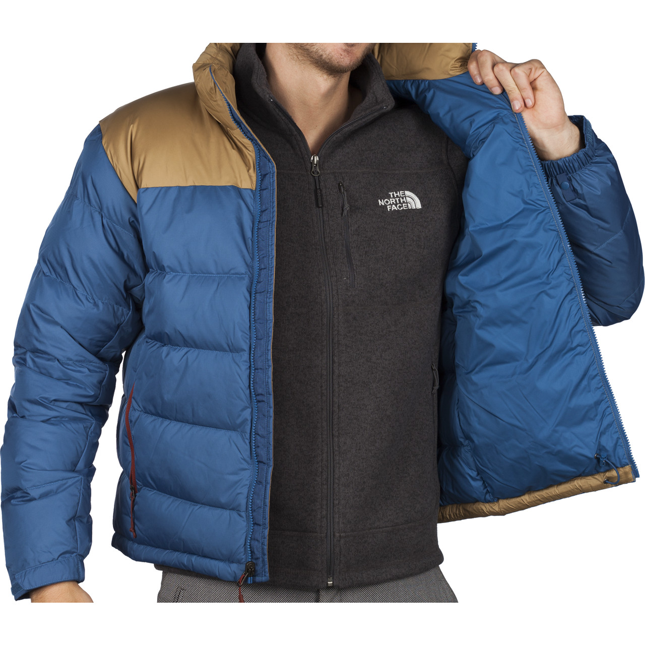 ba9f9f79f06c ... Jacket CJK Kurtka The North Face  br   small M Nuptse ...