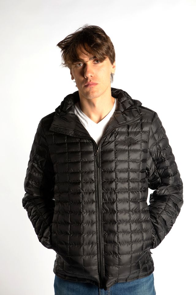 Kurtka The North Face  <br/><small>THERMOBALL ECO HOODIE XYM TNF BLACK MATTE </small>  T93Y3MXYM