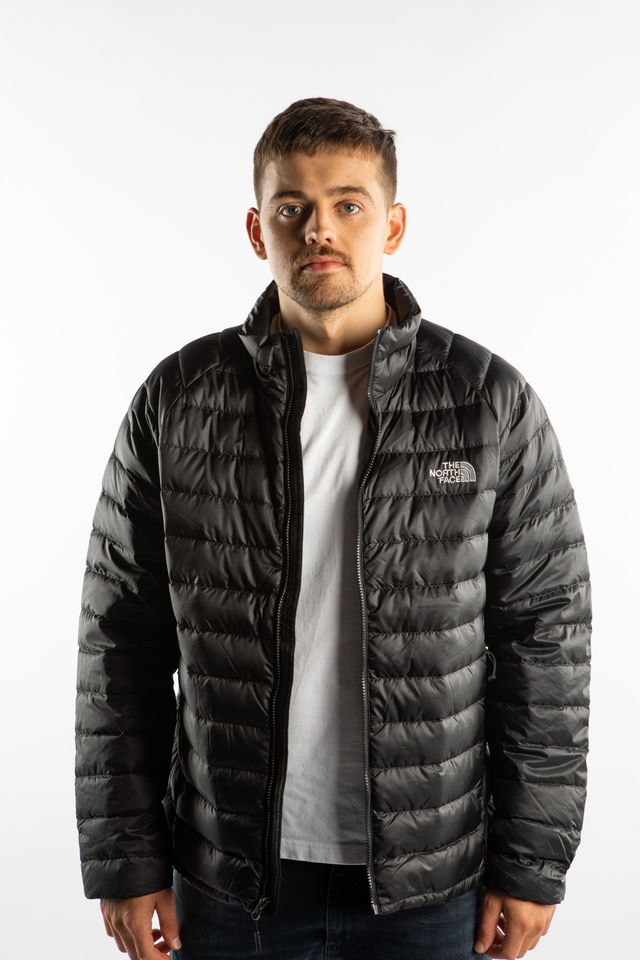 The North Face TREVAIL JACKET KX7 TNF BLACK/TNF BLACK T939N5KX7