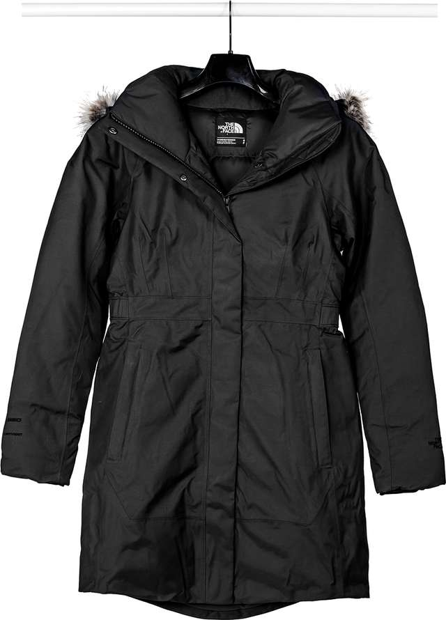 The North Face W ARCTIC PKA II 35BQ TNF BLACK T935BQJK3
