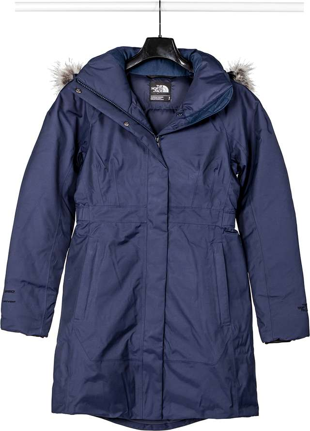 The North Face W ARCTIC PARKA II 35BQ URBAN NAVY T935BQH2G