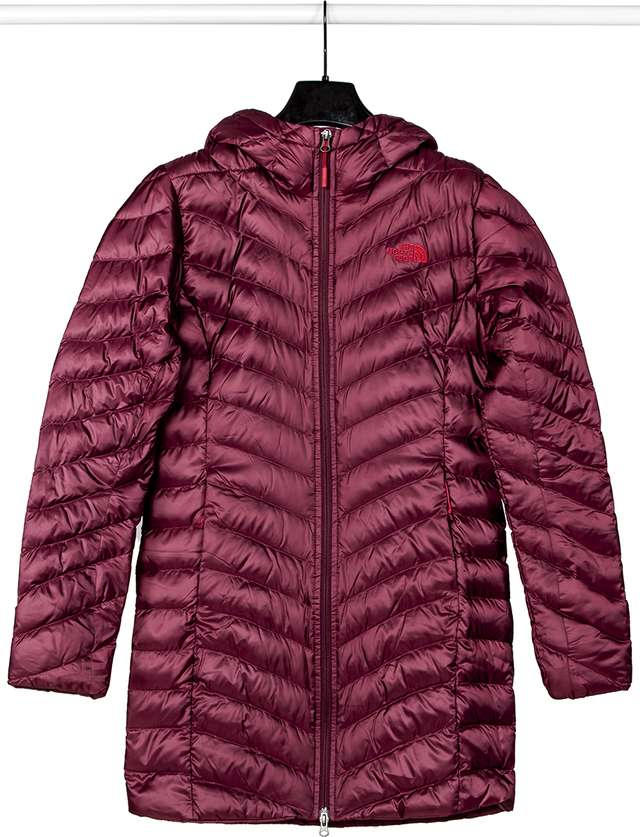 The North Face W TREVAIL PARKA 3BRK FIG T93BRK3YE