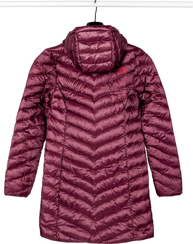 Kurtka The North Face  <br/><small>W TREVAIL PARKA 3BRK FIG </small>  T93BRK3YE