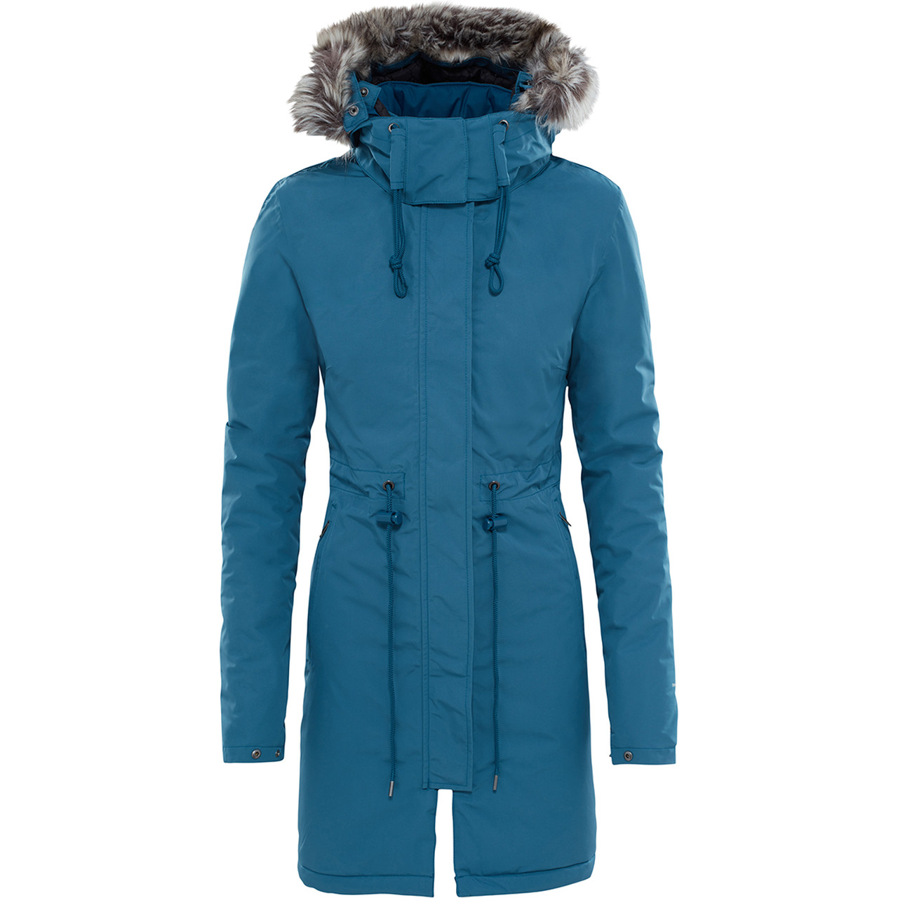 Kurtka The North Face  <br/><small>W ZANECK PARKA PRUSSIAN 44A </small>  T92TUP44A