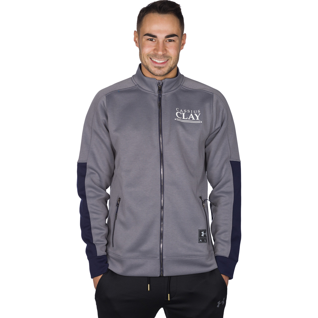 Kurtka Under Armour  <br/><small>Cassius Clay Apollo Jacket 040 </small>  1282321-040