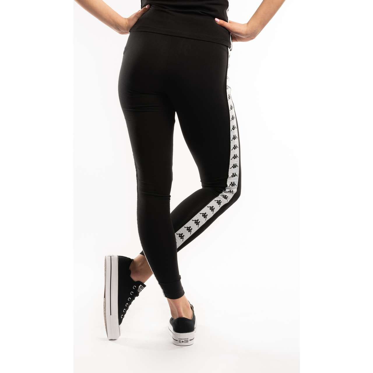 Legginsy Kappa  <br/><small>EMILIA LEGGINGS 005 BLACK </small>  305034-005