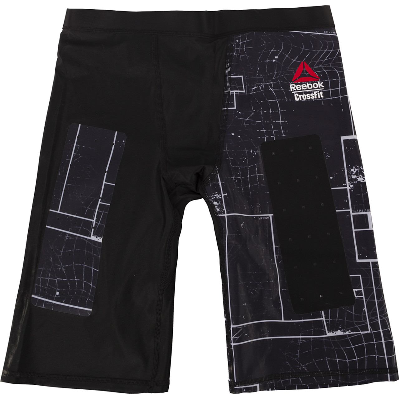 Spodenki Reebok  <br/><small>RC COMPRESSION SHORT 581 </small>  BS1581