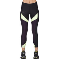 Legginsy Under Armour HG Color Blckd Ankle Crop 002